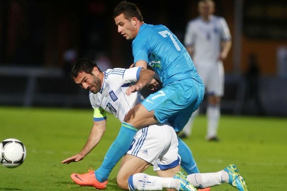 Σίσιτς: «Δίκαιο το 1-1 με Ελλάδα»
