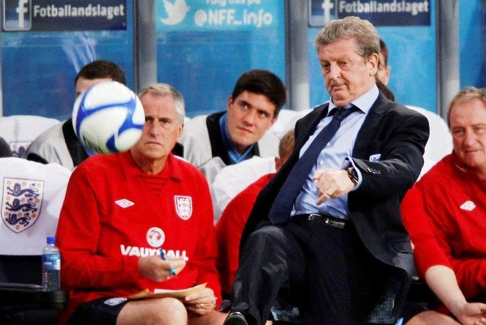 Euro 2012: Ικανοποιημένος ο Χόντγκσον