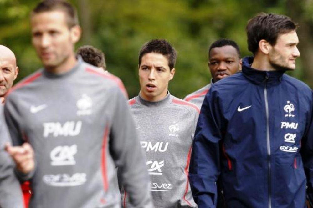 Euro 2012: Με χαμηλούς τόνους η Γαλλία
