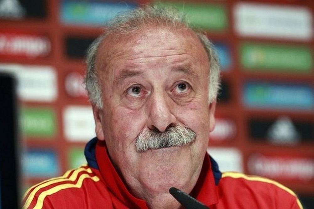 Euro 2012: Ντελ Μπόσκε: «Στοχαστική η λίστα»