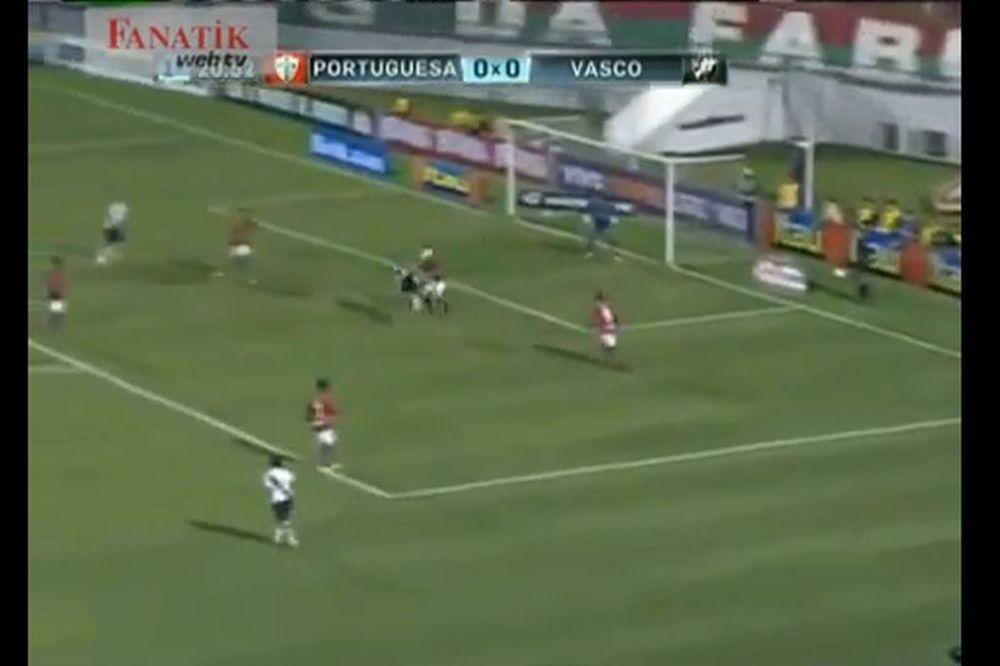 Ένα… κλασσικό βραζιλιάνικο γκολ! (video)
