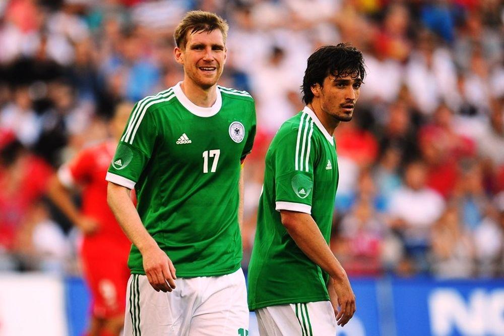 Euro 2012: Μερτεζάκερ: «Έτοιμοι όταν πρέπει…»