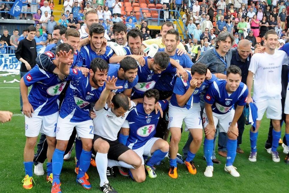 Ο Απόλλων Σμύρνης επέστρεψε με θρίαμβο στη Football League