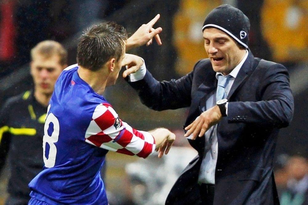 Euro 2012: Μπίλιτς: «Είμαστε έτοιμοι»