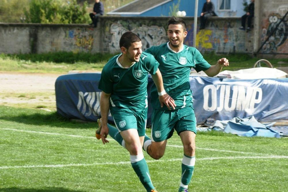 Πυρσός Γρεβενών-Περδίκκας 1-0