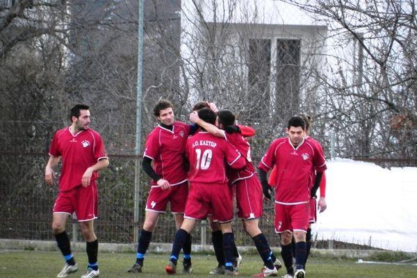 Κάστωρ-Γρεβενά Αεράτα 4-1