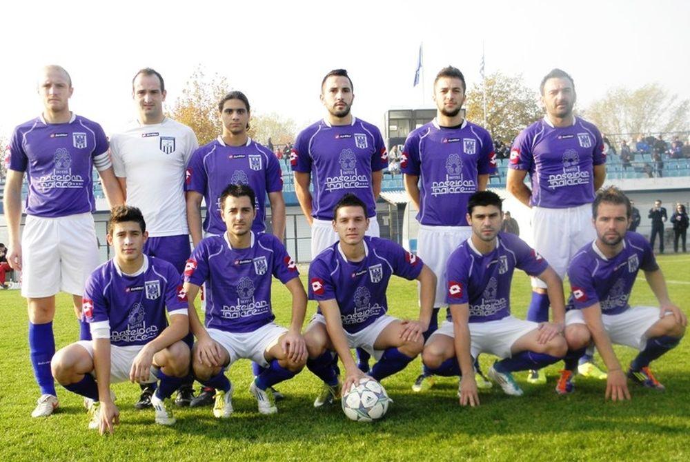 ΠΑΟΚ Αλεξάνδρειας-Ακαδημία Πλαταμώνα 1-1