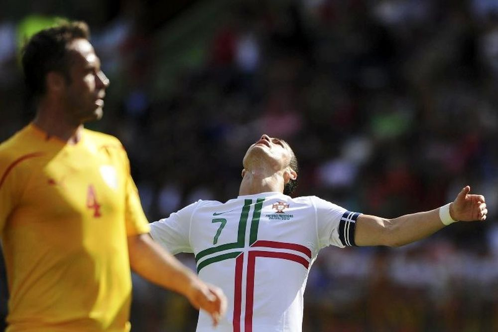 Euro 2012: Μόνο το Euro σκέφτεται ο Ρονάλντο
