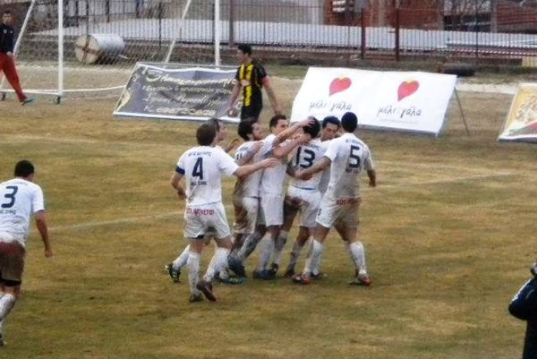 Μ. Αλέξανδρος Ν. Ζίχνης-ΑΕ Ν. Χιλής 0-0