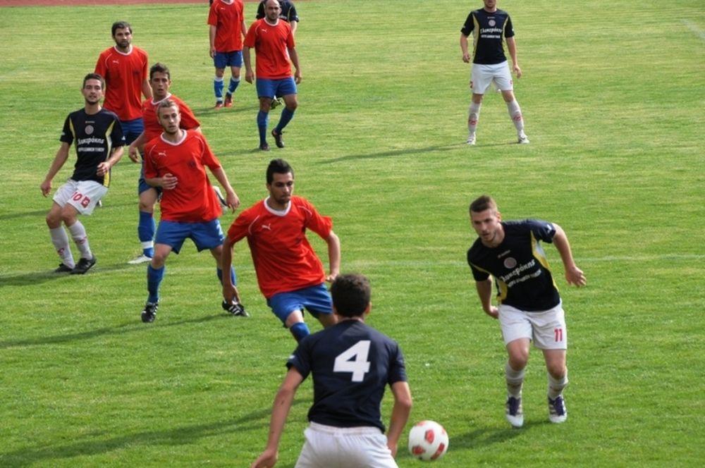 Αχιλλέας Τριανδρίας Κιλκισιακός 0-1