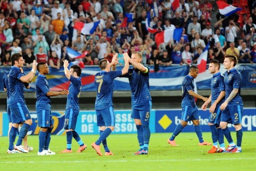 Euro 2012: Μεγάλη ανατροπή χαρακτήρα από Γαλλία (video)