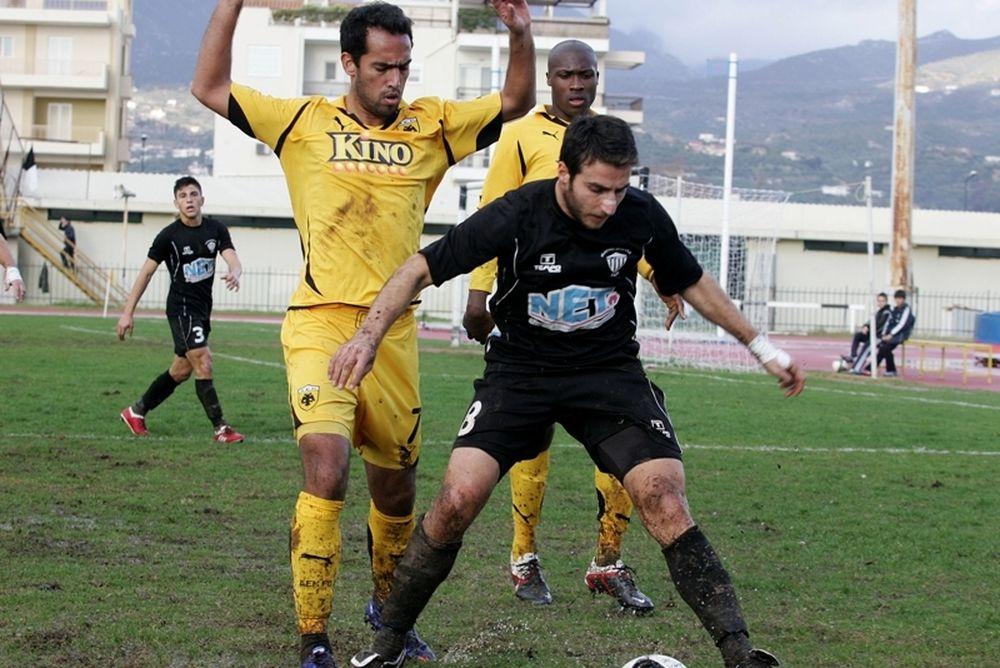 Τσιμικλής: «Αφιερωμένη η νίκη»