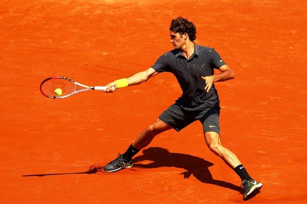Roland Garros: Εύκολα ο Φέντερερ