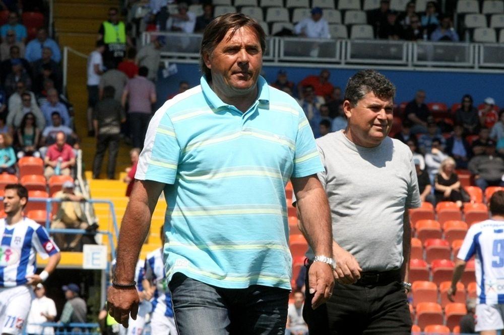 Γέφτοβιτς: «Στους παίκτες οφείλεται η επιτυχία της Ζακύνθου»
