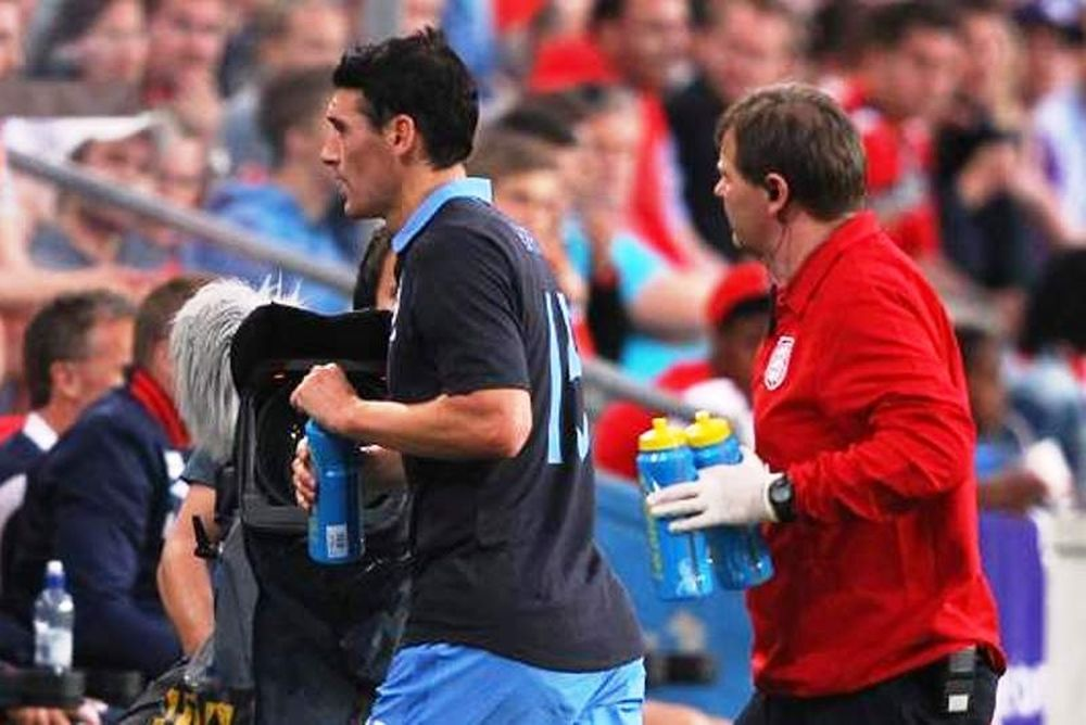 Euro 2012: Έμεινε εκτός διοργάνωσης ο Μπάρι