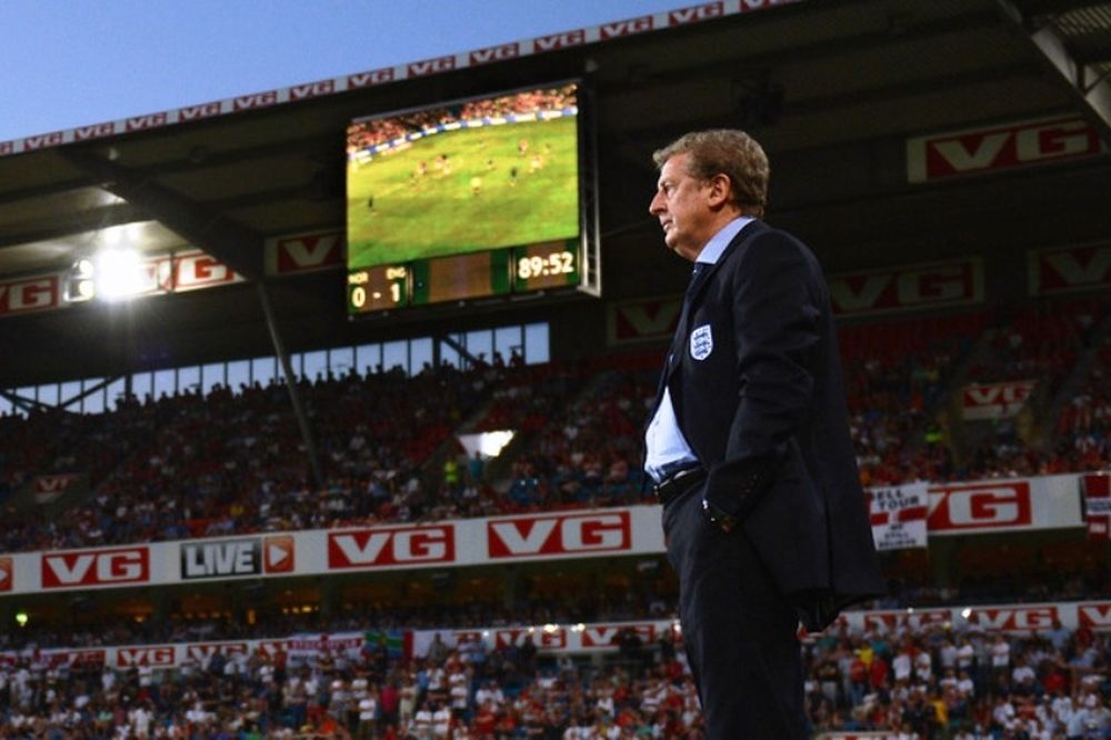 Euro 2012: Βλέπει μακριά ο Χόντγκσον