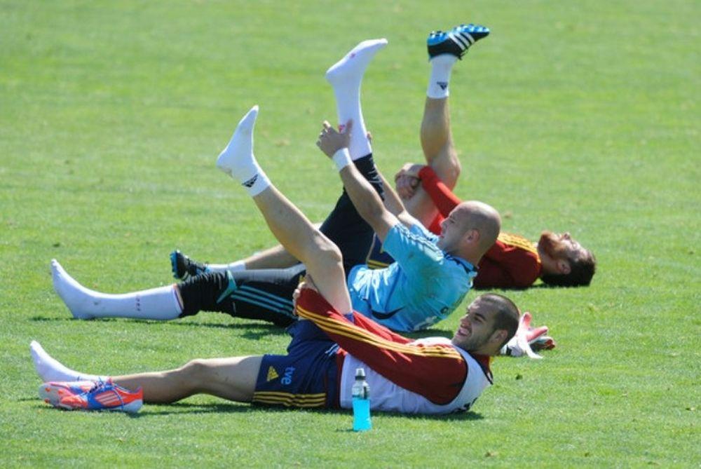 Euro 2012: Αντιντόπινγκ κοντρόλ στην Εθνική Ισπανίας
