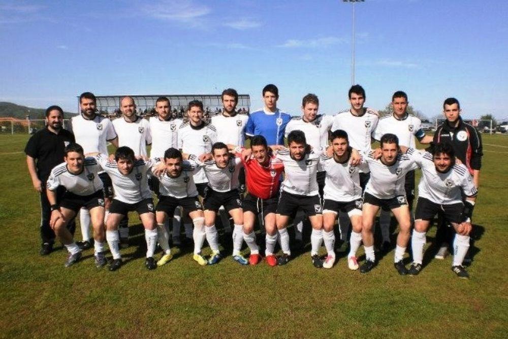 Αετός Βαρβάρας-Εθνικός Μαλγάρων 0-1