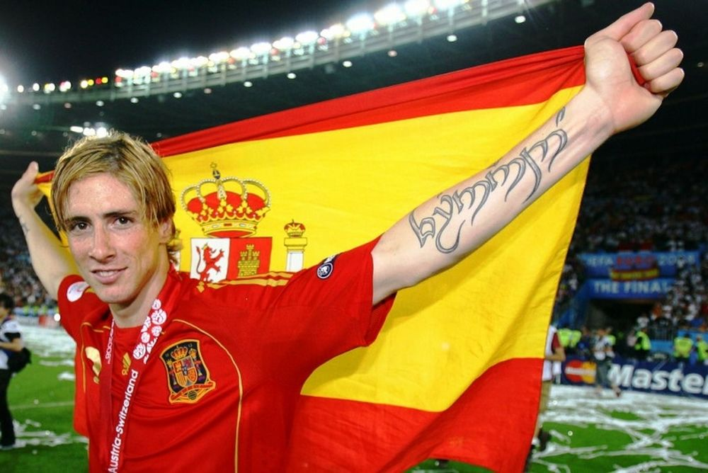 Euro 2012: Τόρες: «Αξίζω που βρίσκομαι στην αποστολή»