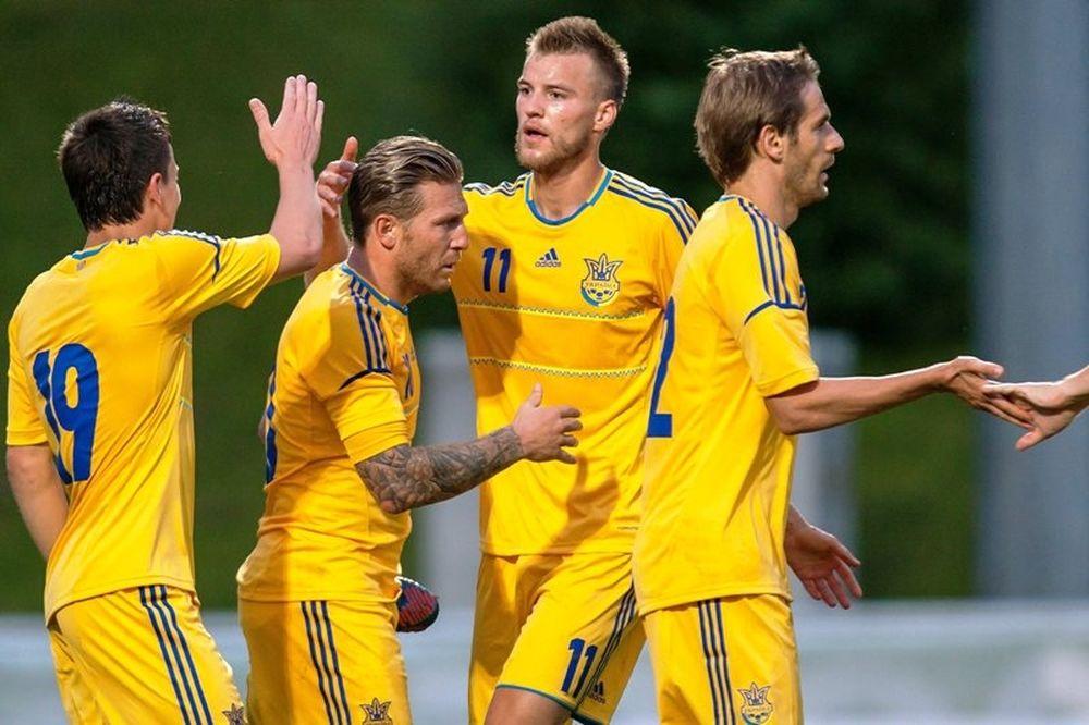 Euro 2012: Εντυπωσίασε η Ουκρανία! (photos+video)