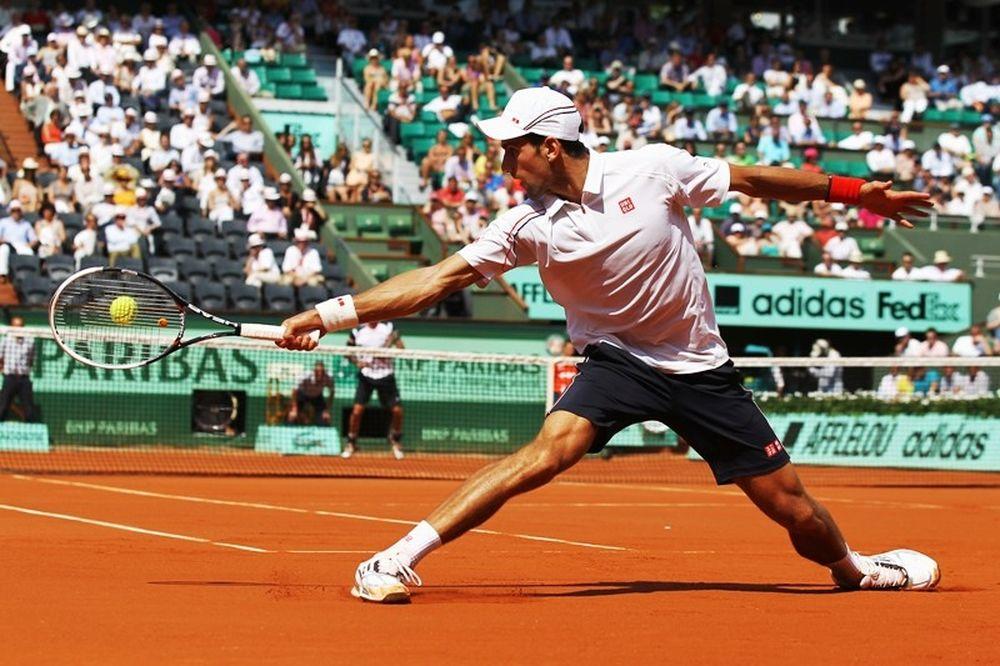 Roland Garros: Τα αποτελέσματα της ημέρας στους άνδρες