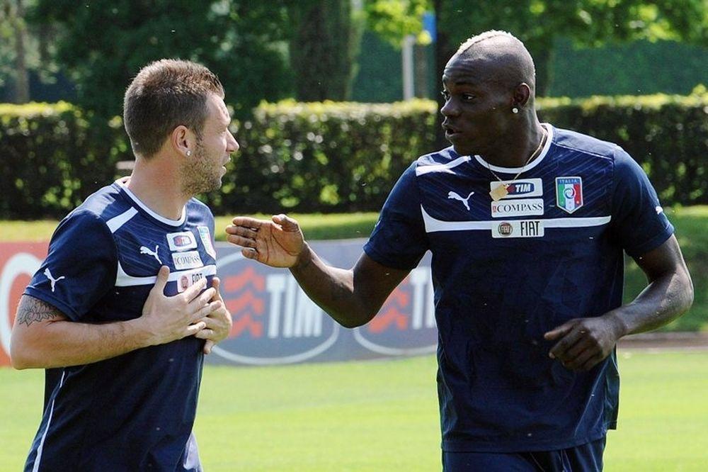 Euro 2012: Στη σκιά των στημένων η Ιταλία