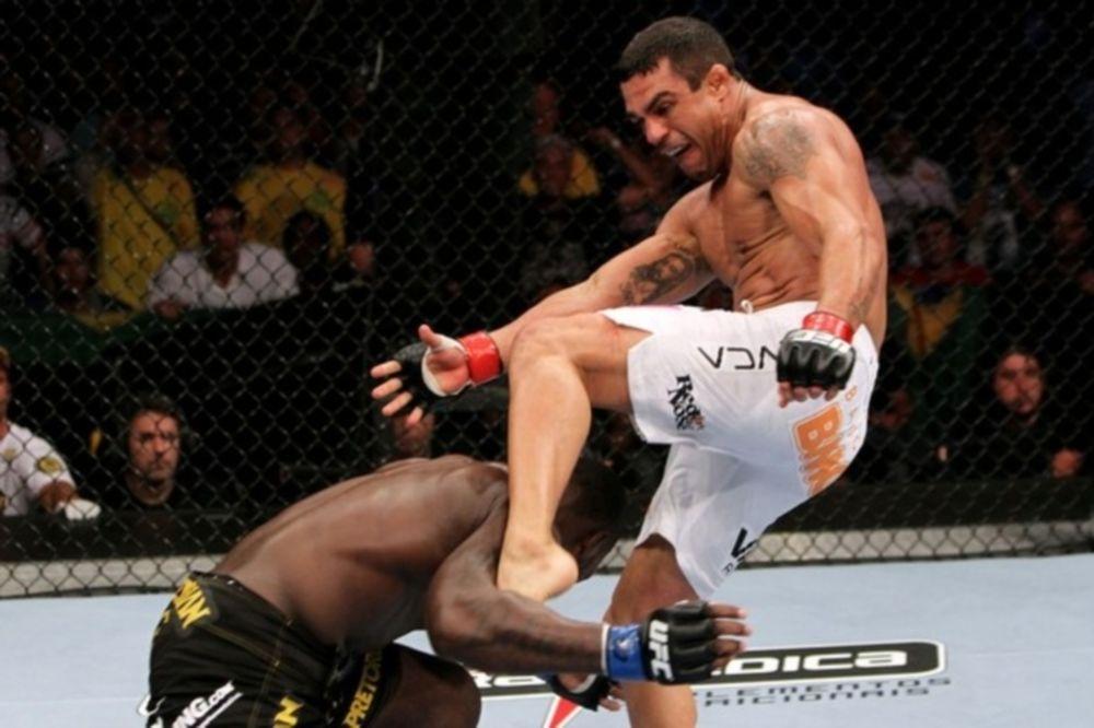 Έξω και ο Vitor Belfort από το UFC 147