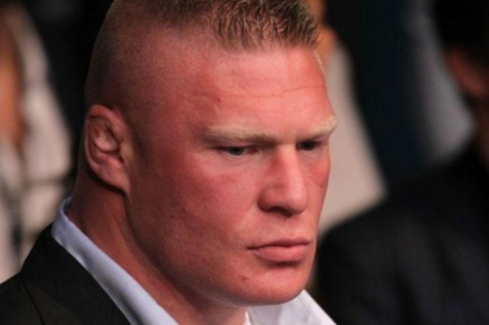 Πιθανή επιστροφή του Brock Lesnar στο UFC!