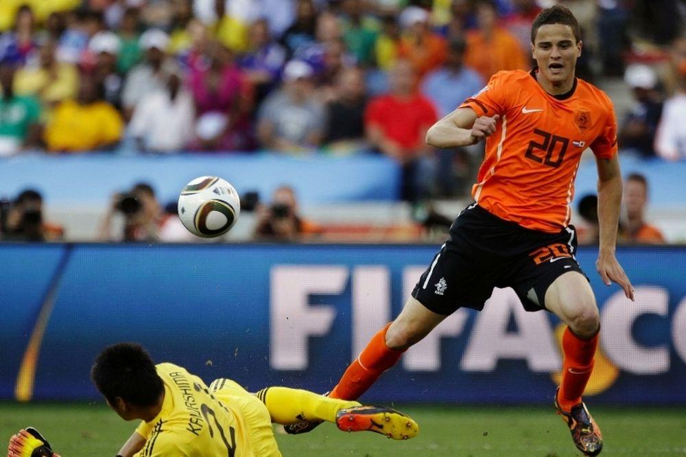 Euro 2012: Αφελάι: «Είμαι πιο δυνατός τώρα»