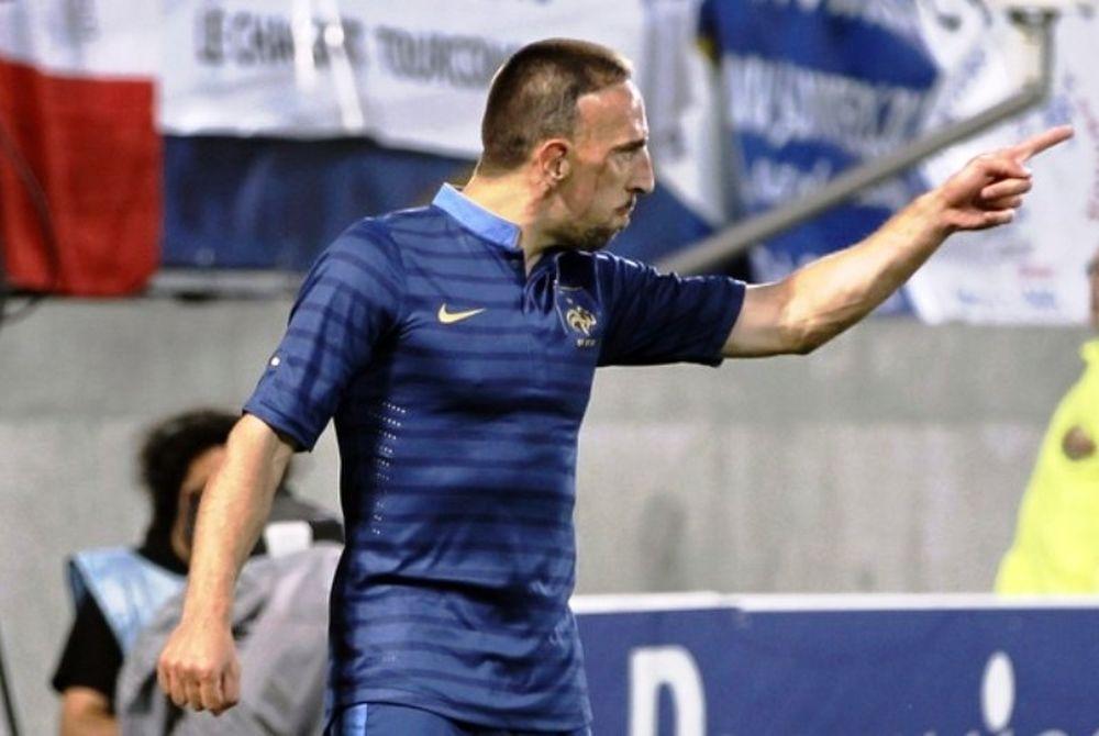 Euro 2012: Υπόσχεται και άλλα γκολ ο Ριμπερί