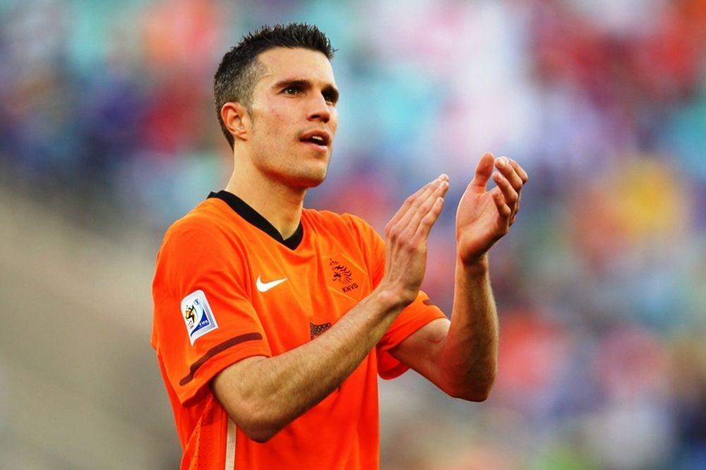 Euro 2012: Δεν ανησυχεί ο Φαν Πέρσι