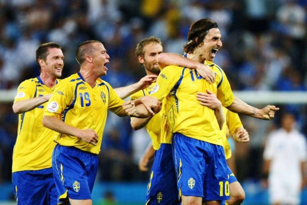Euro 2012: Το πρώτο τεστ για Σουηδία