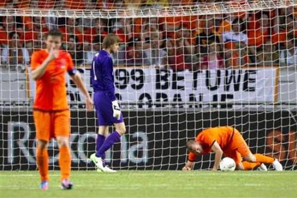 Euro 2012: Ψάχνοντας το… αντίδοτο η Ολλανδία