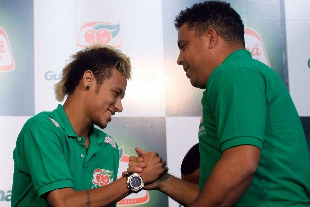 Ρονάλντο: «Να πάει σε ευρωπαϊκό σύλλογο ο Νεϊμάρ»