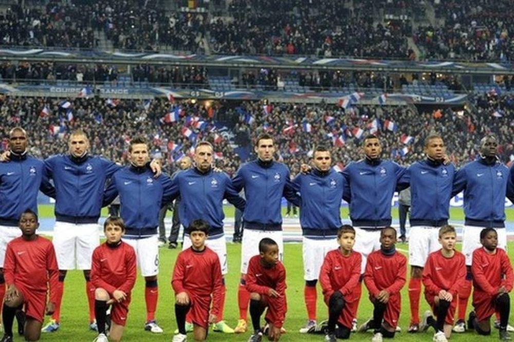 Euro 2012: Ζιρού: «Μπορεί πολλά η Γαλλία»