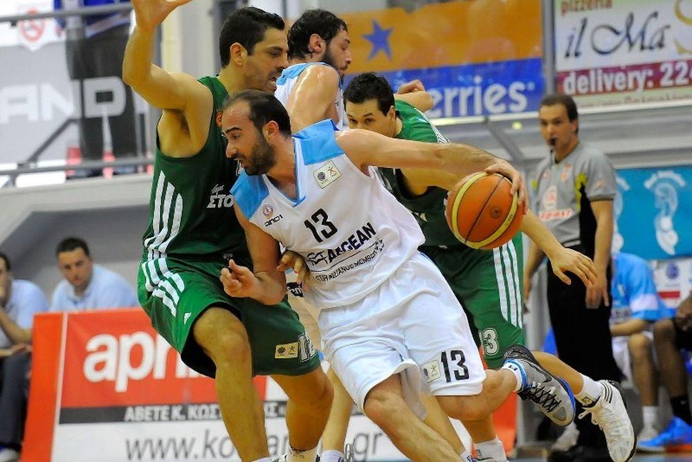 Τσάμης: «Στο μπάσκετ πρέπει να αποδεικνύεις κάθε φορά ποιος είσαι»