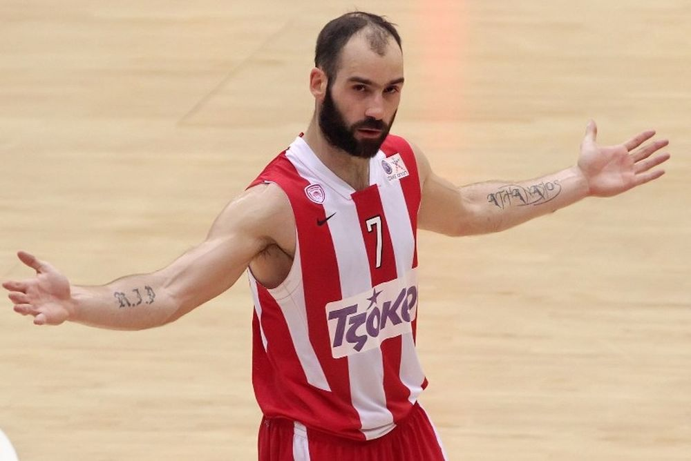 Ο Most Vassilis (Spanoulis) Player της Ευρωλίγκας (video)