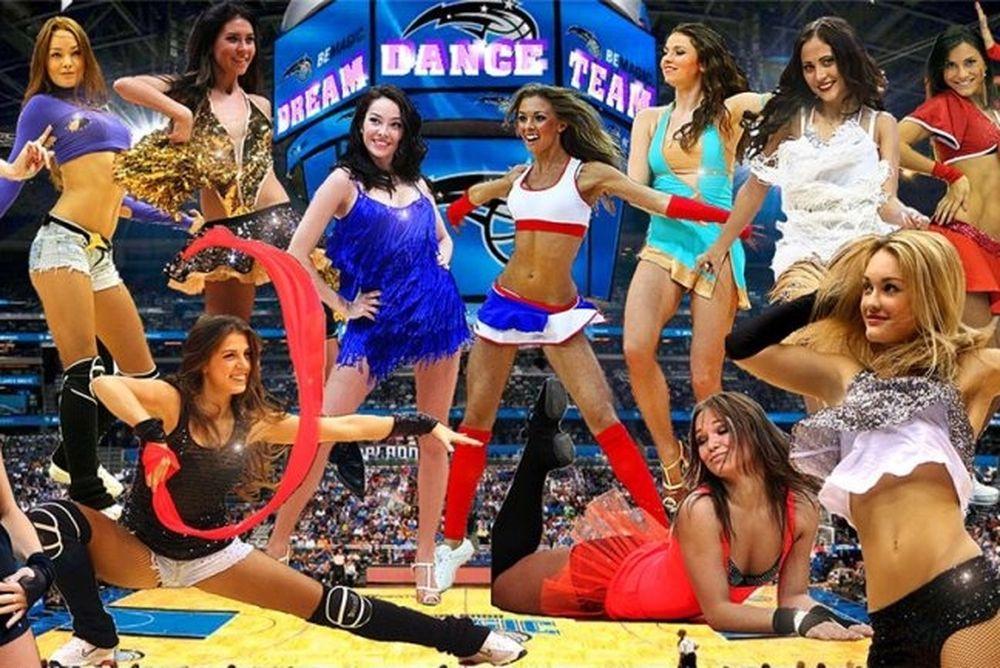 Η… dream team των cheerleaders
