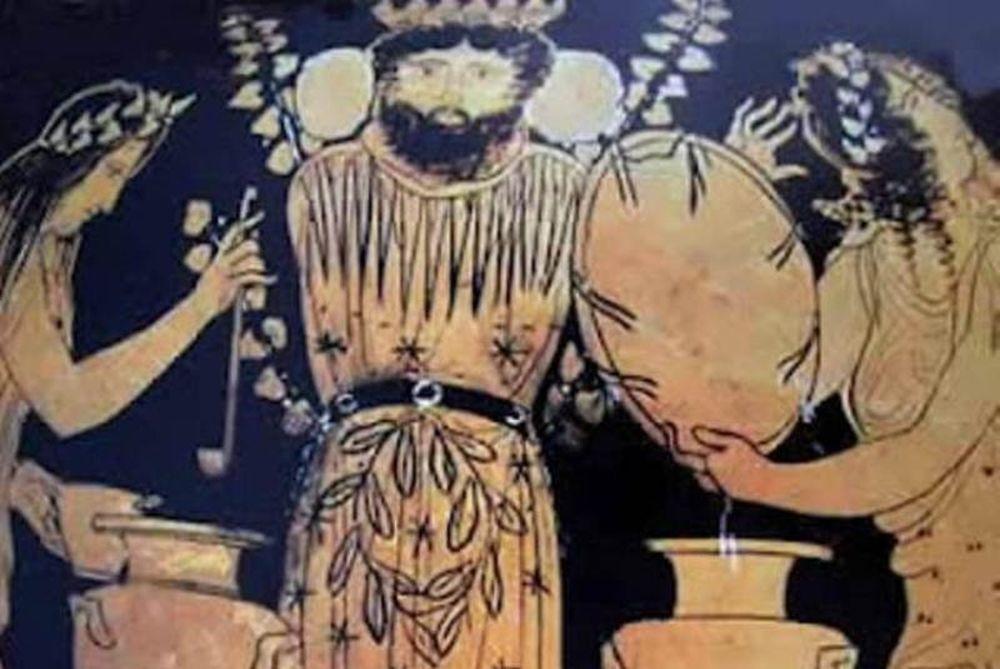 Βρίζετε στα αρχαία ελληνικά!