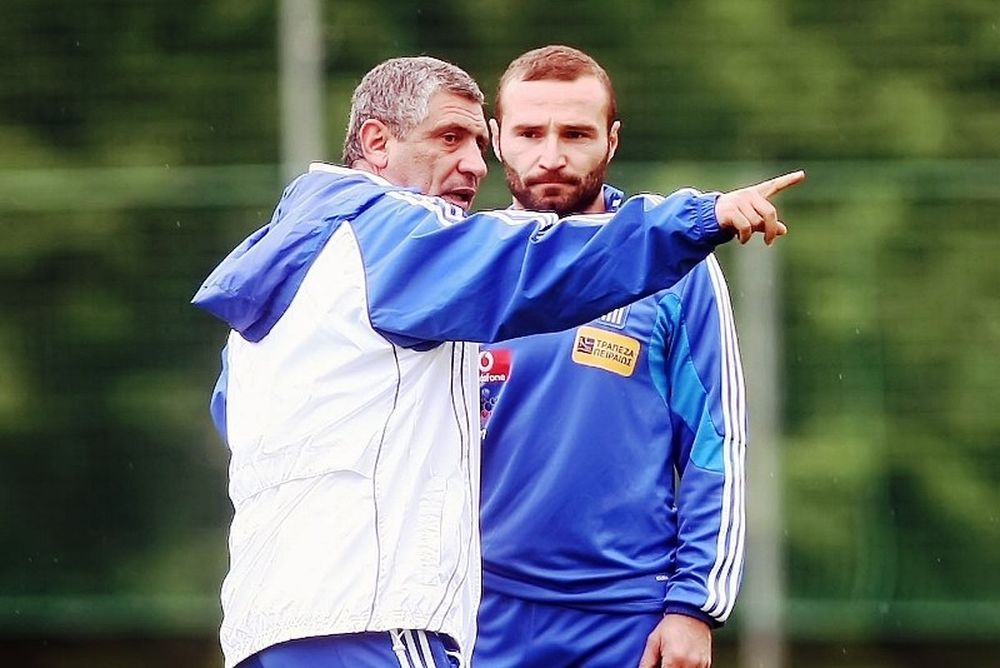 Euro 2012: Σαλπιγγίδης αντί Νίνη με Αρμενία (photos+videos)