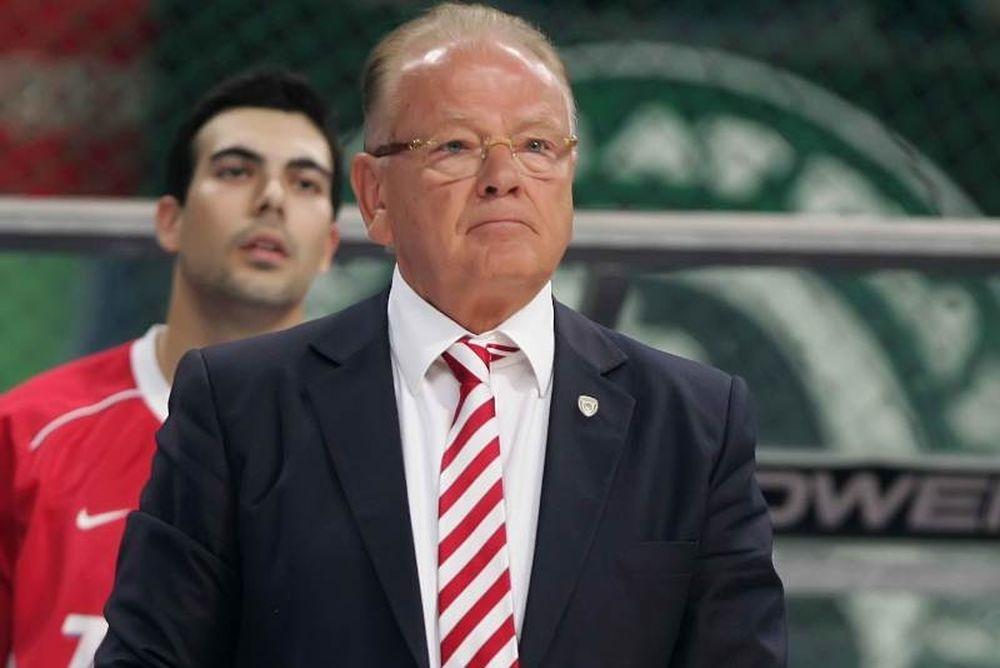 Ίβκοβιτς: «Η καλύτερη ομάδα στην Ευρώπη ο Παναθηναϊκός»