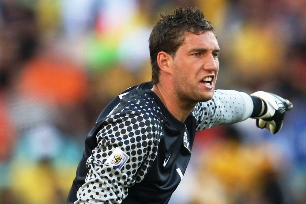 Euro 2012: Φαν ντερ Σάαρ: «Διάδοχός μου ο Στεκέλενμπουργκ»