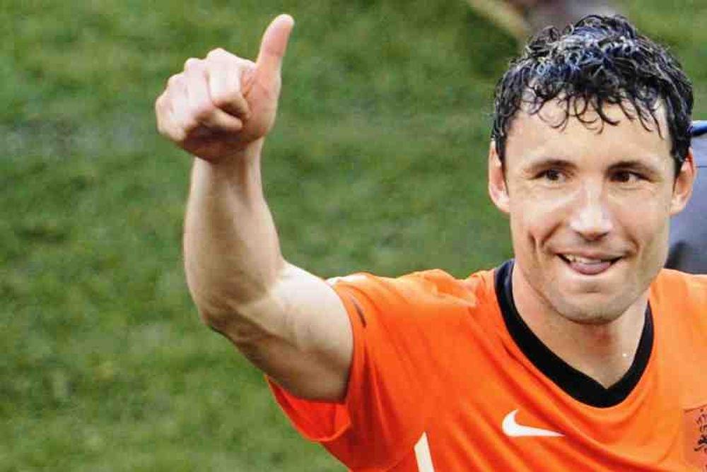 Euro 2012: Φαν Μπόμελ: «Στη σωστή κατεύθυνση»