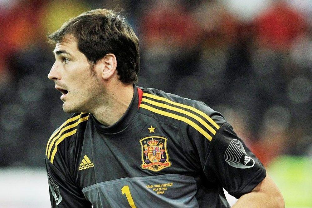 Euro 2012: Ρεκόρ νικών για Κασίγιας