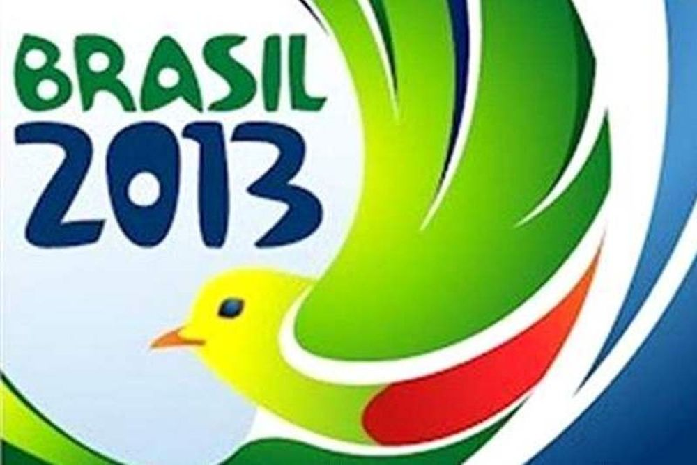 «Πράσινο φως» από FIFA για το Κύπελλο Συνομοσπονδιών 2013