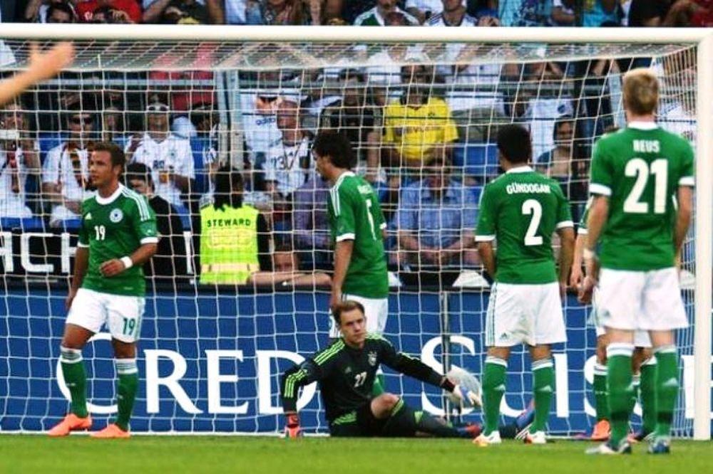 Euro 2012: Να φτιάξει το κλίμα η Γερμανία
