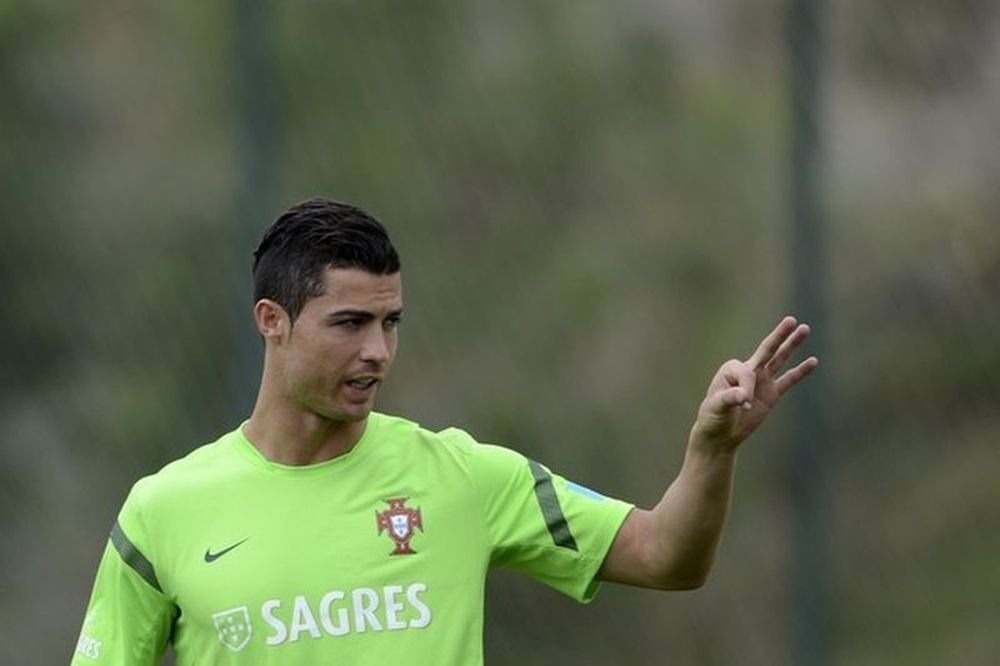 Euro 2012: Ρονάλντο: «Δεν θα υπάρχουν εκπλήξεις στο Euro»