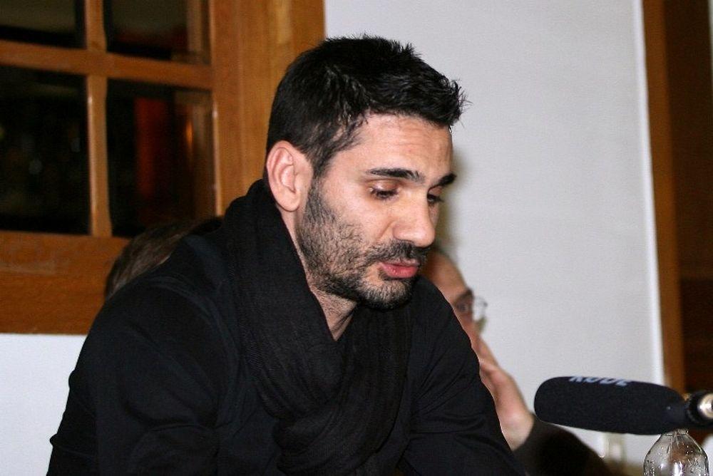 Ελευθερόπουλος: «Εγγύηση η σκληρή δουλειά και το ταλέντο»
