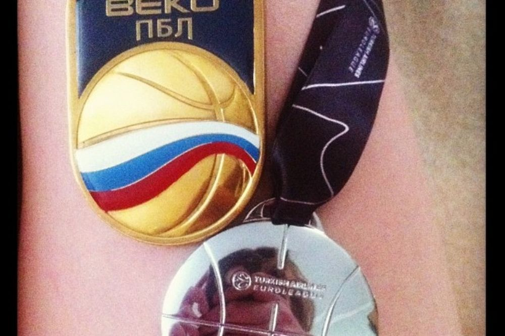 Τα μετάλλια της ΤΣΣΚΑ