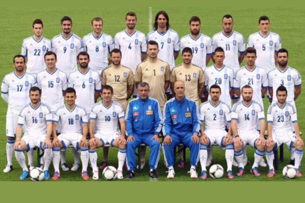 Η φωτογράφιση της Εθνικής για το Euro 2012 (photos)